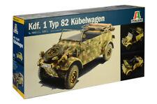 Kdf.1 Typ 82 Kübelwagen 1:9 Plastic Model Kit ITALERI