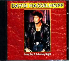 David Hasselhoff - Crazy On A Saturday Night - CD