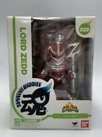 Tamashii Buddies Lord Zedd Mighty Morphin Power Rangers Bandai New NIB 2017 #29