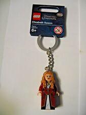 LEGO PIRATES of the CARIBBEAN Elizabeth Swann Key Chain 853188 Retired 2011 NEW