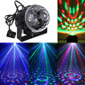 RGB LED Disco Ball DJ Party Light Effect Remote Sound Activated Strobe Gift