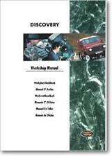 Manual de Taller Land Rover Discovery 1995, Manual Reparaciones
