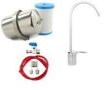 Multipure Aquaversa With Below Sink Kit and Faucet (Formerly MP750SB)