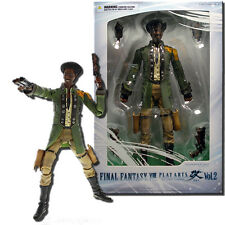 Square Enix Final Fantasy XIII: Play Arts Kai: Sazh Katzroy Action Figure MISB