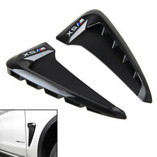 ADHESIVE DECORATIVE SIDE AIR VENTS BMW X5 F15 2014+ LOOK M-LINE