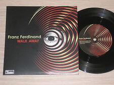 "FRANZ FERDINAND - WALK AWAY / THE FALLEN - 45 GIRI 7"" COME NUOVO (MINT)"