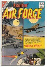 Fightin' Air Force #34 (September 1962, Charlton Comics)