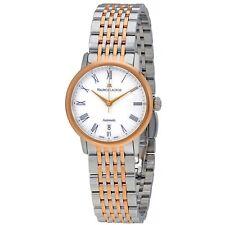 Maurice Lacroix LC6063-PS103-110-1 Women's Les Classiques Silver Automatic Watch