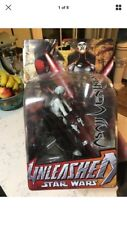Star Wars ASAJJ VENTRESS Unleashed New  Factory Sealed