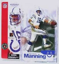 Peyton Manning Indianapolis Colts McFarlane Action Figure NIB NFL Series 4