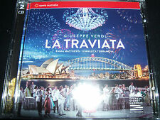 La Traviata – Guiseppe Verdi – Opera Australia 2 CD Emma Matthews Gianluca Terra