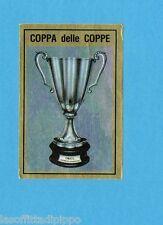 PANINI CALCIATORI 1987/88-Figurina n.554- COPPA delle COPPE-SCUDETTO -Recuperata