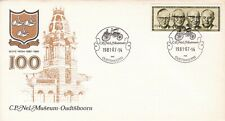South Africa 1981 CP Nel Museum OudtShoorn FDC Unaddressed VGC