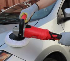 "7""12A Polisher Buffer Waxer Sander polishing  6 Speed 3200 RPM Wool & sandpaper"