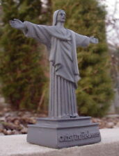 Christ The King Statuette Miniature 1/24 G Cemetery Diorama Accessory Item