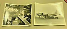 Braniff International Airways Convair 340  N3423  Photographs