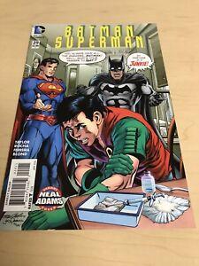 Batman/Superman #29 (-9.6) Neal Adams Variant/Junkie Robin!/Dc Comics
