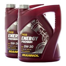 2x Mannol Motoröl Energy Premium Motorenöl 5W-30 10L Mercedes / VW / BMW / Opel