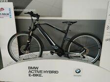Bici Bicicletta elettrica e-bike Nuova BMW Active Hybrid con pedalata assistita