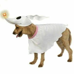 Zero Dog The Nightmare Before Christmas Puppy Halloween Costume X Small