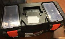 Terra Cassetta attrezzi FATTO plastica 55 x 26,7 27 cm FATTURA Rivenditore
