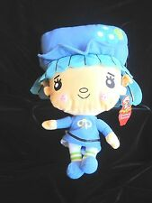 """BABY STRAWBERRY SHORTCAKE """"BLUEBERRY MUFFIN""""   11 Inch Plush Doll NEW with tags"""
