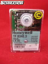 1 Control Del Quemador Honeywell Satronic TF 834e.3 tf834e.3 contol Caja ACEITE