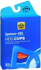 Spenco Gel Heel Cups S/M