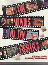 THE MOVIES OF THE EIGHTIES RON BASE DAVID HASLAM MARQUEE BOOK 1990 ROCKY MAD MAX