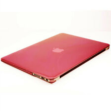 "Carcasa rigida para Mac PRO 15,4"" funda ordenador portatil Macbook ROJO"