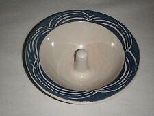 The Original Apple Baker Baking Dish Paris Maine Blue Swirl Christian Ridge Pot