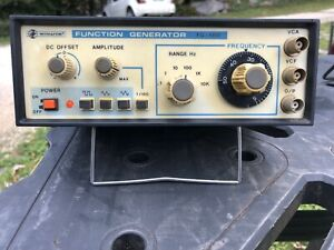 function generator Monacor Fg 1000