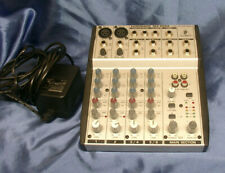 Behringer Eurorack MX 602A Portable Mixer, Top Zustandll!