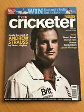 The Cricketer Monthly Magazine. Issues from 2011.