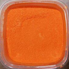 4oz Natural Orange Mica Pigment Powder Soap Making Cosmetics - 4 ounce