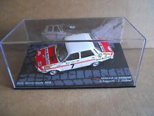 Rally Model Car RENAULT 12 GORDINI J. Ragnotti Monte Carlo 1973 IXO 1:43  [MK]
