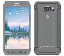 Samsung Galaxy S6 Active G890A - 32GB - Gray (AT&T) Android 4G Smartphone FAIR
