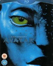 Avatar (UK blu-ray & DVD steelbook)