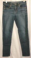 Womens American Eagle Super Skinny Stretch Jeans Size 6 Regular