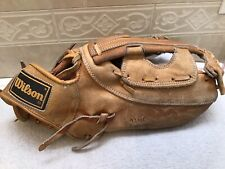"Wilson A2864 Big Scoop 12.25"" Youth Baseball First Base Mitt Right Hand Throw"