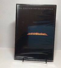 Armageddon(DVD,2008,Criterion Collection Exclusive Director's Cut)NEW - Free S&H