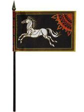 ROHAN Wimpel - Herr Der Ringe - Tisch Fahne 10 x 15 cm