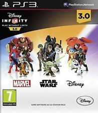 PS3 Disney Infinity Play without limits 3.0 (Marvel, Star Wars, Disney)