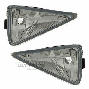 Honda Civic 2006-2012 Front Fog Light Lamp Pair Left & Right
