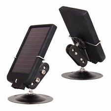 Solar Charger Panel Power For LTL Acorn 5210A 5210MC 5210MM 6210MC 6210MM Cam BV