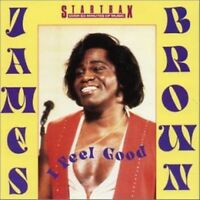 I Feel Good, Best Of James Brown - Complete Brand New and Sealed Music Audio CD