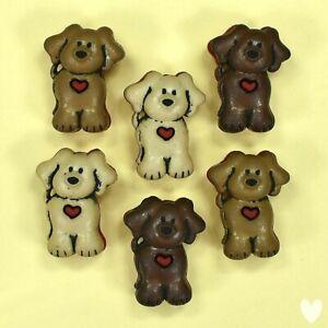 DRESS IT UP Buttons Ruff Ruff 10287 - Embellishments Dogs