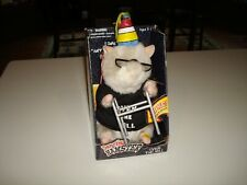 """New listing 2003 Gemmy Dancing Hamster """"Happy Birthday to You"""" Over The Hill Animated Nos!"""