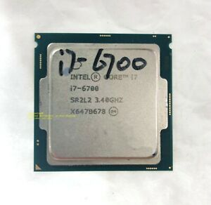 Intel Core i7-6700 Quad-Core (BX80662I76700) LGA1151 desktop Processor