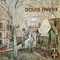 Douce France 33 RPM Vinyl 2xLP Record Various Artist Comp. French Press VG+